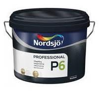 Sadolin PRO P6 BW 2,5л матовая акриловая краска для стен Садолин Про П6