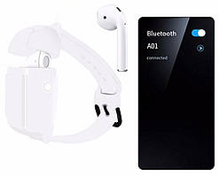 Бездротові навушники TWS SportX A01 Білі