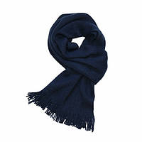 Шарф шерстяной Xiaomi Mi wool scarf Navy Blue 1163300016