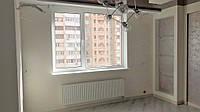 Текстильное оформление квартиры ЖК Варшавский квартал 2