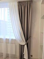 Текстильное оформление квартиры ЖК Варшавский квартал 10