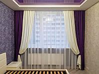 Текстильное оформление квартиры ЖК Варшавский квартал 9