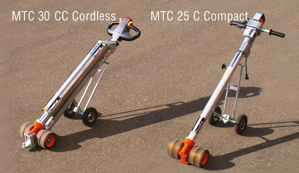 Аккумуляторный тягач MTC 30 CC (30 тонн) PowerAttack