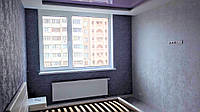 Текстильное оформление квартиры ЖК Варшавский квартал 14