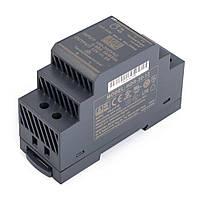 Блок живлення Mean Well на DIN-рейку 24W 12V IP20