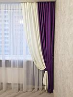 Текстильное оформление квартиры ЖК Варшавский квартал 13