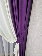 Текстильное оформление квартиры ЖК Варшавский квартал 15