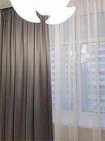 Текстильное оформление квартиры ЖК Варшавский квартал 12