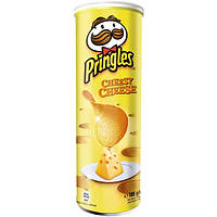 Чіпси Pringles Cheesy Cheese, 165 гр (ящ19)