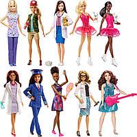 Кукла Barbie серия Карьера (в ассортименте) Mattel DVF50, фото 1