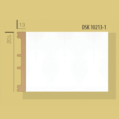 Плинтус Decolux DSK-10213