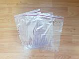 Пакеты с замком zip-lock 120х120 100 шт/уп универсальные, фото 3