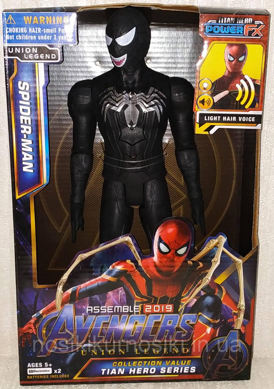 Супергерой Марвел Avengers Мстители — Веном Venom (Человек Паук, Spider Man)