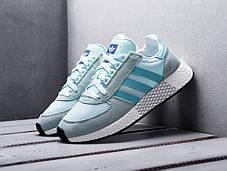 """Кроссовки Adidas Marathon Tech """"Голубые"""", фото 2"""