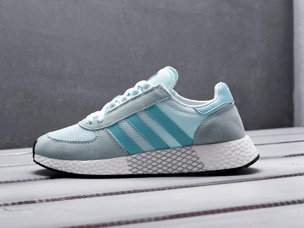 """Кроссовки Adidas Marathon Tech """"Голубые"""""""