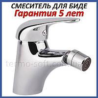 Смеситель для биде Q-tap Eventi CRM 001A