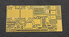 Набор деталировки для модели Су-76 экстерьер. 1/35 VMODELS 35002