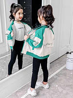 Яркая куртка для девочки, фото 1