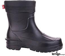 Утеплені чоботи гумові Lemigo Польща (робоче взуття) BLDENVER B