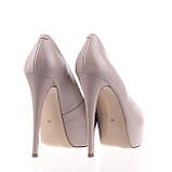 Жіночі туфлі на високій шпильці Fabio Monelli S509-62-Y544HK PINK KOGA ВЕСНА 2020 /// beige, фото 2