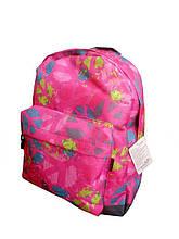 Рюкзак женский городской розовый 058G