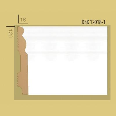 Плінтус Decolux DSK12115