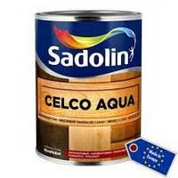 Sadolin CELCO AQUA 10, 70 2.5л универсальный лак Садолин Селко Аква
