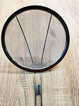 Сито шумовка с сеткой из нержавеющей стали, диаметр 22 см, фото 3