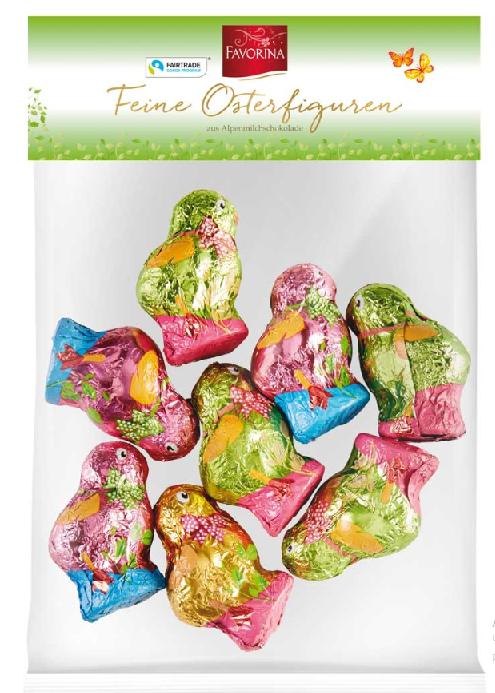 Шоколадные фигурки Favorina 100 г