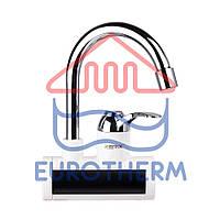 Проточный водонагреватель ZERIX ELW-21-W 3 кВт кран с подогревом воды
