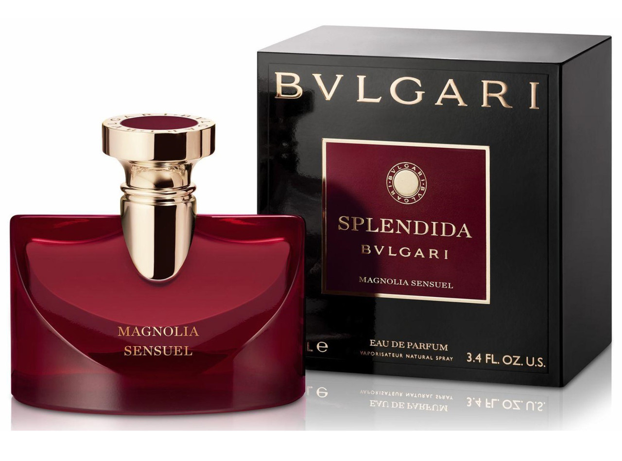 Жіноча парфумована вода Bvlgari Splendida Magnolia Sensuel, 100 мл