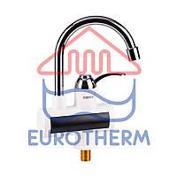 Проточный водонагреватель ZERIX ELW-21 3 кВт кран с подогревом воды