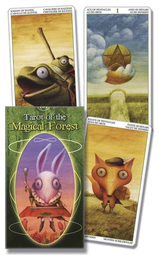 Tarot of the Magical Forest/ Таро Таинственного Леса