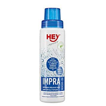 Засіб для пропитки Hey-Sport IMPRA WASH-IN 250 мл. Пропитка ополіскувач Hey Sport Impra Wash-In