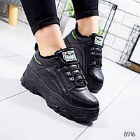 Ботинки женские Selena черный 8916, фото 1