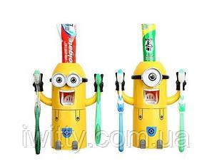 Дозатор для зубной пасты в форме Миньона, фото 2
