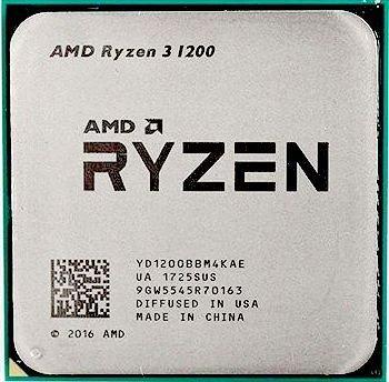 Процессор AMD Ryzen 3 1200 tray