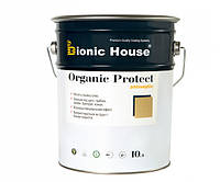 Антисептик для дерева ORGANIC PROTECT Bionic-House 10л Безцветный