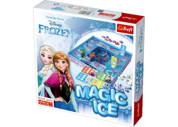 Настольная игра Магия Льда. Холодное сердце (Magic Ice: Frozen)