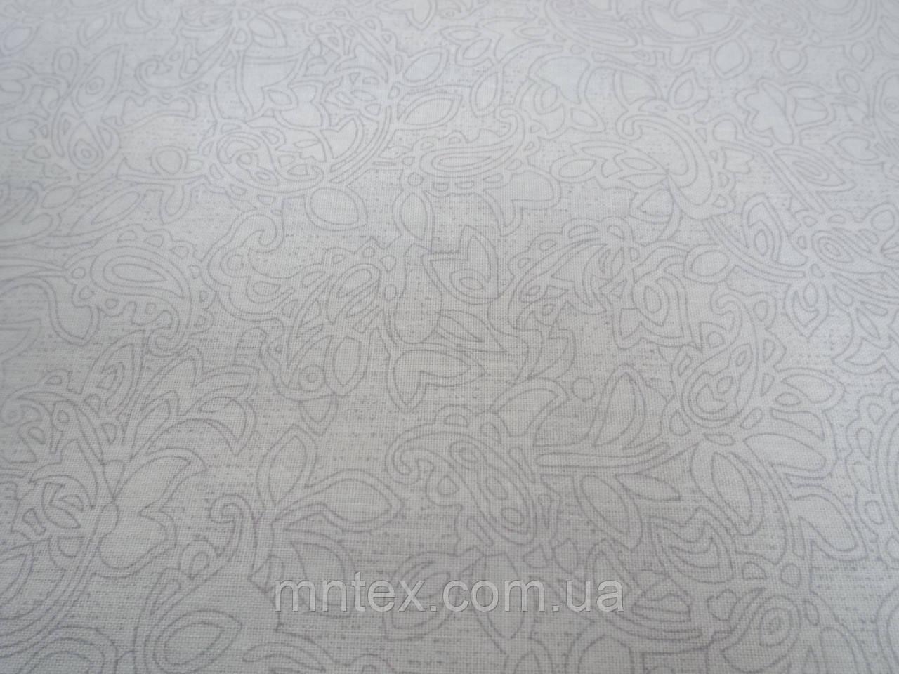Ткань для пошива постельного белья поплин Фантазия