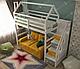 Кровать-чердак «Аладдин» JUSTWOOD, фото 2