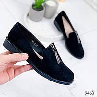 Туфли женские Cecil черные 9463