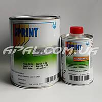Sprint F30 Грунт-наповнювач 2K HS PRIMER PLUS 5:1 (1л колір св.сірий) + затверджувач С35 (200мл)