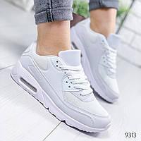 Кроссовки женские в стиле Air Max  белый  9313, фото 1