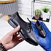 Туфли женские Scarlet черные 9399