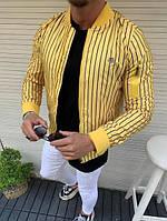 Мужская модная ветровка-бомбер, Турция (два цвета)