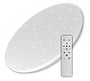 Світильник світлодіодний накладний SIRIUS-36 36W 3000-6500К, IP20 з пультом ду, зоряне небо
