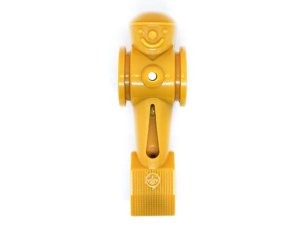 Футболист для настольного футбола 16мм желтый