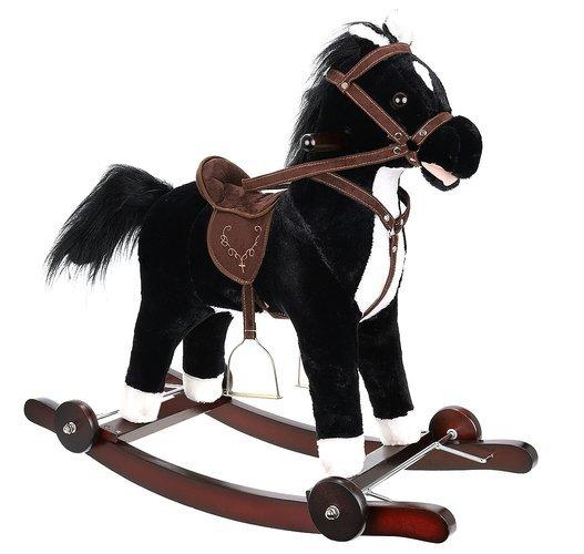 Лошадка качалка Kruzzel  74cm