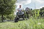 Садовый трактор AL-KO T 15-93.9 HD-A Black Edition (Бесплатная доставка по всей Украине!), фото 5